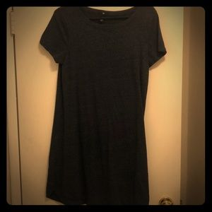 Navy blue GAP cotton dress